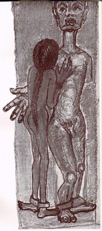 10.2_Suraj_Naatak(1985)_-_Illustration_made_by_Sohan_Qadri_for_Beemaar_Sadi_-