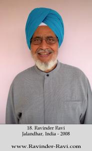 18. Ravinder Ravi - Jalandhar, India - 2008