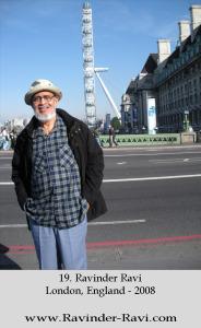 19. Ravinder Ravi - London, England - 2008
