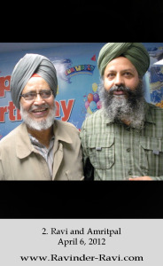 2. Ravi and Amritpal April 6, 2012