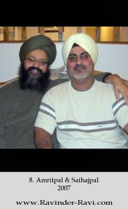 8. Amritpal & Saihajpal - 2007