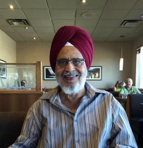 Ravinder Ravi - Prince George, BC, Canada - June 26, 2015 - Pic. by Saagar Shergill